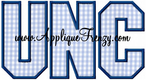 Collegiate Applique Font-college, font, applique font, block letters, collegiate, greek
