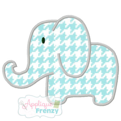 Elephant17 Applique Design-elephant, alabama, baby, baby theme, baby room, child