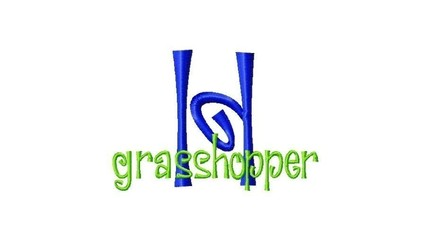 Grasshopper Font-font, bailey, spellbound, curly font