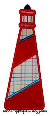 Lighthouse Applique Design-