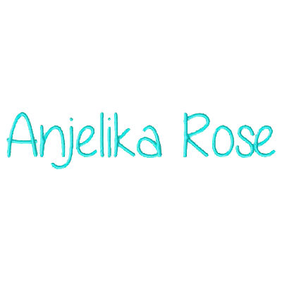 Anjelika Rose Embroidery Font-anjelika rose, itch to stitch , embroidery font