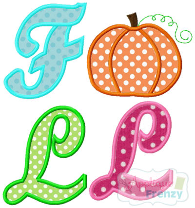 FALL Spelled out Design-fall, pumpkin, pumpkin patch, fall kitchen towels.