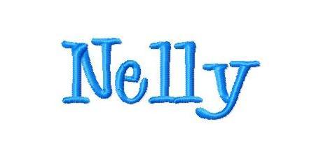 Nelly Font-font, chubby pumpkin
