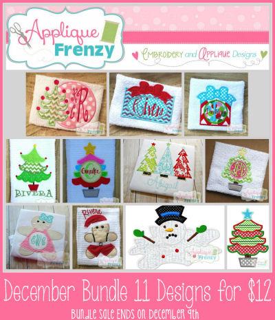 Bundle Promo 2014 December 2- December 9-