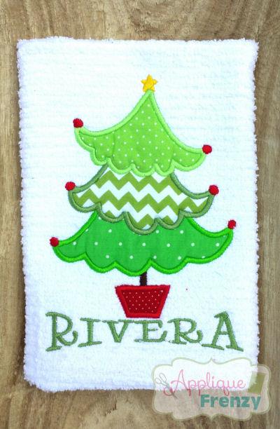 Trendy Christmas Tree Design Design-