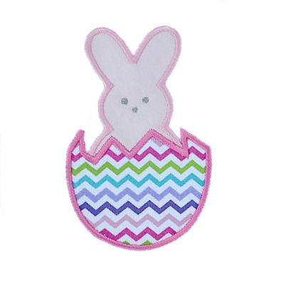 Peep in an Egg Applique Design-
