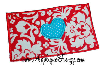 Valentine Envelope-
